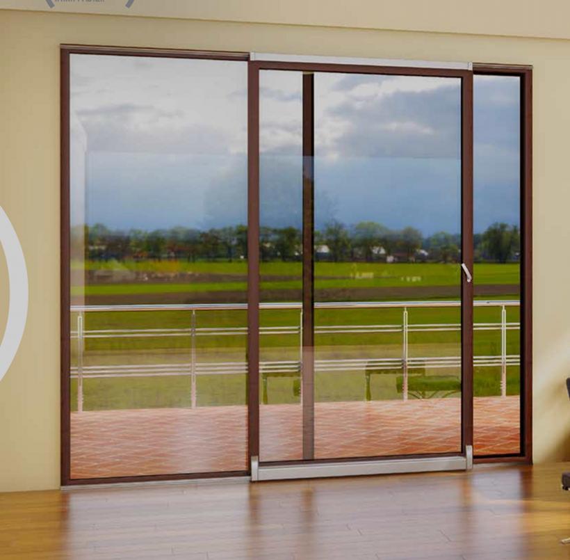 Infissi milano serramenti e accessori space infissi - Porte finestre milano ...